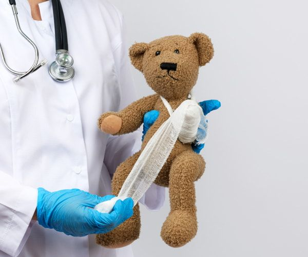 lekarz pediatra