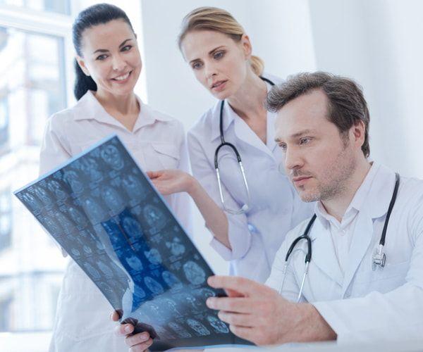 lekarz neurlogii